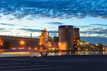 Industrial Area Of Port Adelai...