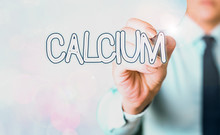 Word Writing Text Calcium. Bus...