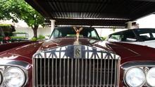 Classic Rolls Royce Silver Sha...