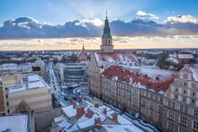 Olsztyn Panorama With A View O...