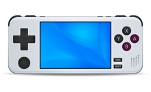 Retro Game Console Portable Ha...