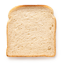 Slice Of White Bread.