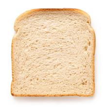 Slice Of White Bread.