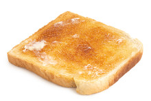 Toast With Butter.