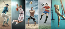 Collage Of Professional Sport ...
