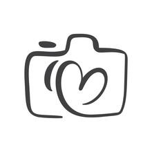 Calligraphic Brush Camera With...