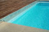 Dettaglio di piscina