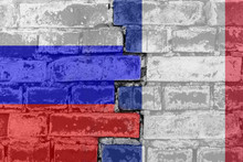 Russia Federation And France -...