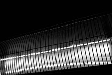 Halogen Wall Heater Abstract C...