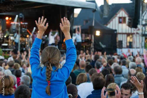 Canvastavla ambiance festival musique concert Vannes en Bretagne