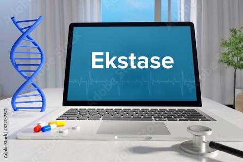 Ekstase – Medizin/Gesundheit Fototapete