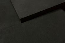 Black 3d Shape Background