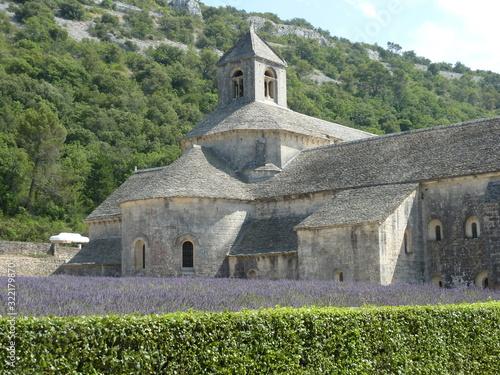 Photo abbazia Senanque