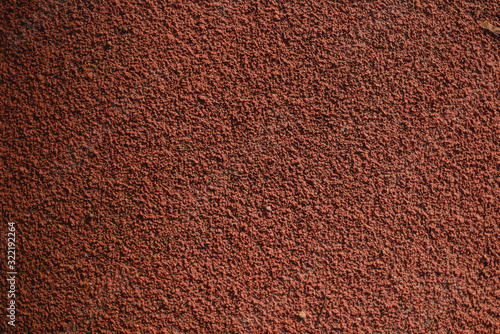 Red wall texture background Canvas Print
