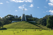 Modern Church Or Chapel In The...