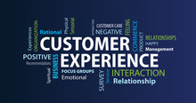Customer Experience Word Cloud...