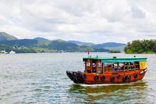 Sai Kung Boat Tour To Outlying Islands Of Hong Kong, China