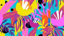 Botanical Seamless Pattern, Va...