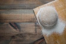 Risen Or Proofed Yeast Dough F...