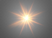 Vector Transparent Sunlight.Ve...