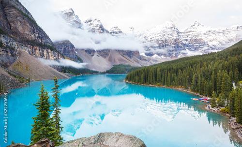 Photo Moraine lake