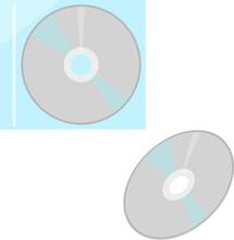 記録メディアのディスク
