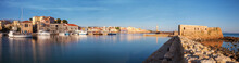 Panorama Of Old Harbor Of Chan...