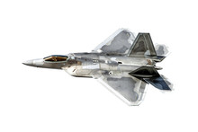 Modern Military Fighter Jet Ai...