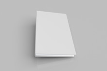 3D Rendering Of Book Or Notebo...