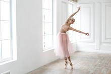 Horizontal Photo Of A Dancing ...