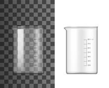 Glass Beaker Lab Glassware 3d ...