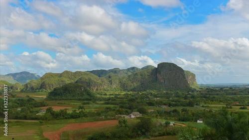 Cuadros en Lienzo Vinales Valley in Pinar del Rio, Cuba