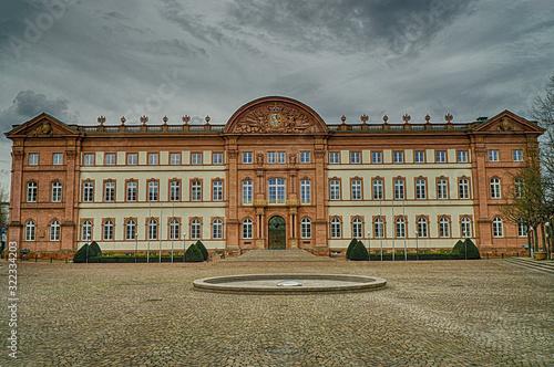Schloss Zweibrücken Fototapete