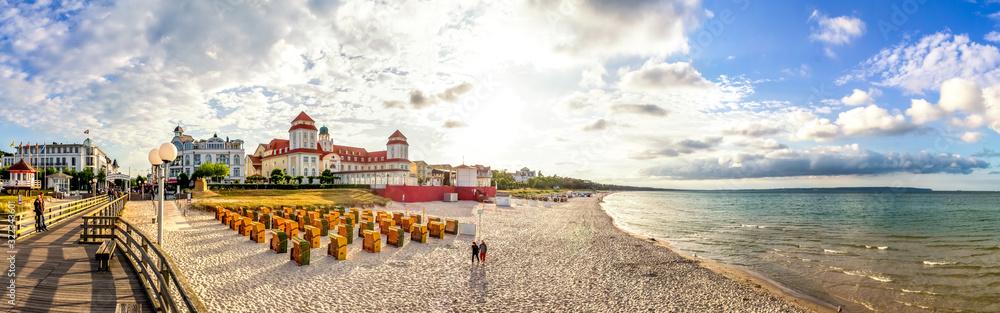 Fototapeta Binz, Insel Rügen, Deutschland