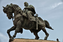Giuseppe Garibaldi Statue In Verona Italy.jpg