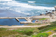 Historic Sutro Baths Empty On ...
