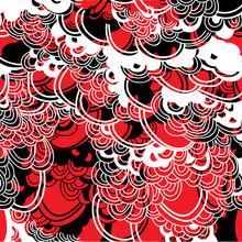 Stylish Seamless Pattern With ...