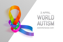 Autism Awareness World Day Vec...
