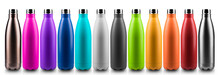 Colorful Reusable Stainless Th...