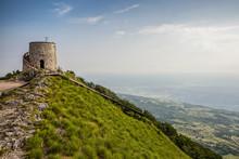 Observation Tower On Vojak Sum...