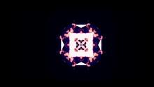 Glowing Mandala Animation In P...