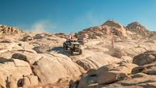 Ultra 4 Desert Race Car