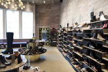 Footwear For Sale In Boutique ...