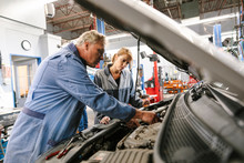 Mechanic Teaching Apprentice I...