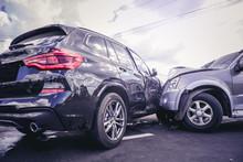 Car Crash Dangerous Accident O...