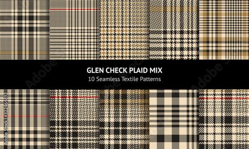 Photo Glen pattern set