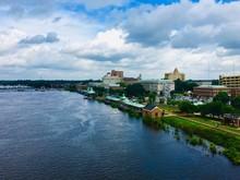 View Of Monroe, Louisiana