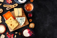 Cheese Platter, Shot From The ...