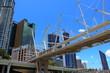 Buildings and Bridge in Brisbane