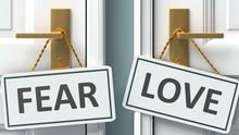 Fear Or Love As A Choice In Li...